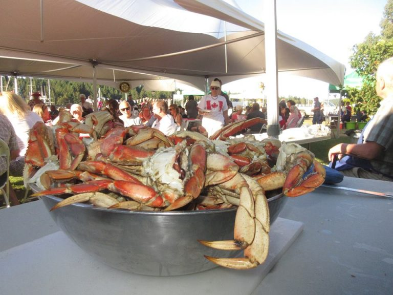 Mounds of Crab